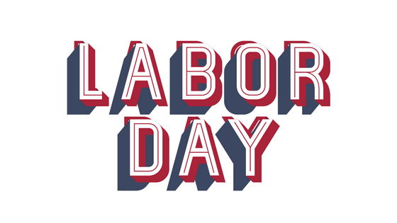 Enjoy Labor Day with Friends, Family and Food