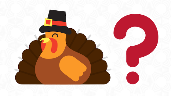 Thanksgiving and the Madeleine Questionnaire